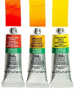 WN 14 ml Watercolours