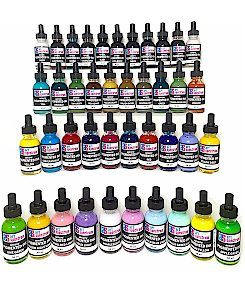 AS Pigmented Acrylic Inks