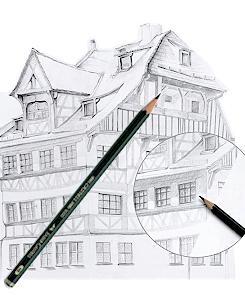 Faber Castell Artist Graphite Pencils