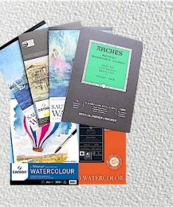 WaterColour Papers & Pads