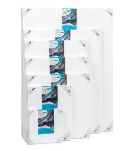 Linen Premium Thick Edge Canvases